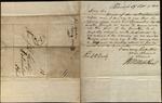 Letter from J. Milliken to James B. Finley
