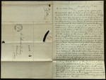 Letter from Adam Poe to James B. Finley