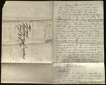Letter from Jacob Gimperling to James B. Finley