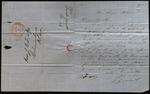 Letter from Sarah Gossett to James B. Finley