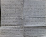 Letter from Thomas Coke Wright to James B. Finley by Thomas Coke Wright