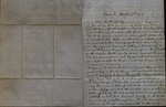 Letter from Henry Wilson to James B. Finley by Henry Wilson