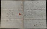 Letter from D.H. Sargent & Sons of Temperance to James B. Finley