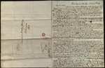 Letter from John McDonald to James B. Finley