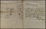 Letter from Samuel F. McCoy to James B. Finley