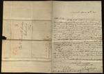 Letter from J. Mathiott to James B. Finley by J. Mathiott