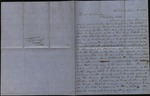 Letter from Adam Sellers to James B. Finley by Adam Sellers