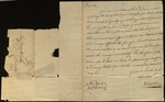 Letter from Daniel Hitt & Thomas Ware to James B. Finley by Daniel Hitt and Thomas Ware