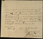 Letter from Alfred M. Lorrain to James B. Finley