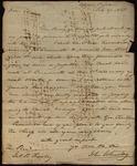 Letter from John Johnston to James B. Finley by John Johnston