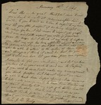 Letter from Moses Crume to James B. Finley