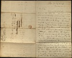 Letter from George Washington Maley to James B. Finley