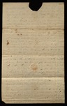 Letter from Russel Bigelow to James B. Finley