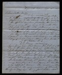 Letter from John M. Armstrong to James B. Finley