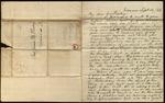 Letter from Leonidas Lent Hamline to James B. Finley