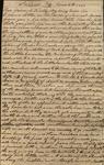 Letter from John Stewart to James B. Finley