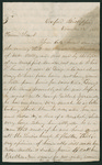 Letter from Robert Hanson to Francis P. Porter