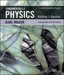 Fundamentals of Physics by Jearl Walker, David Halliday, Robert Resnick, and Brad R. Trees